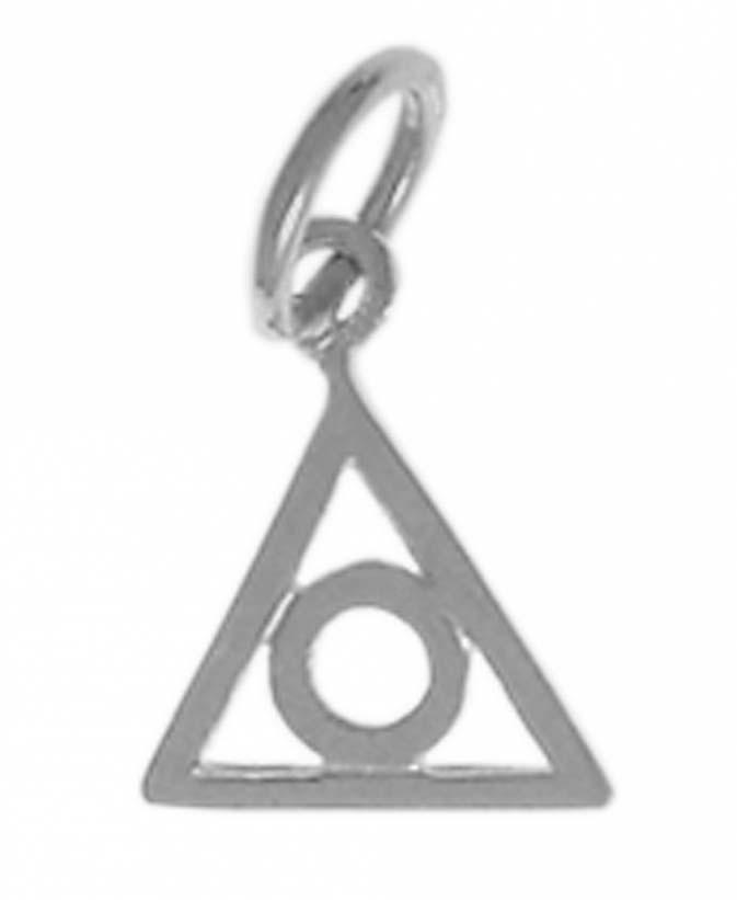 Sterling Silver Al Anon Symbol Charm