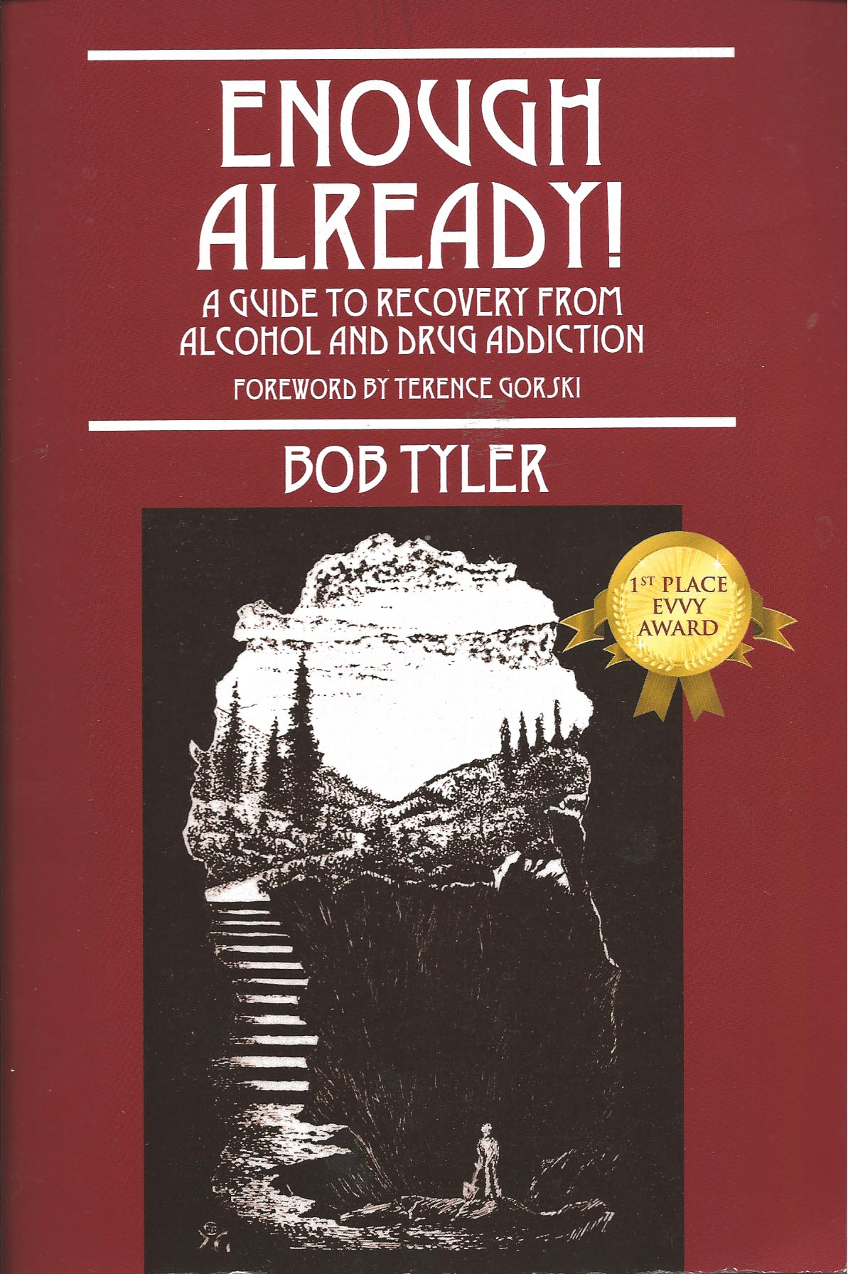 Enough Already Book Bob Tyler My 12 Step Store