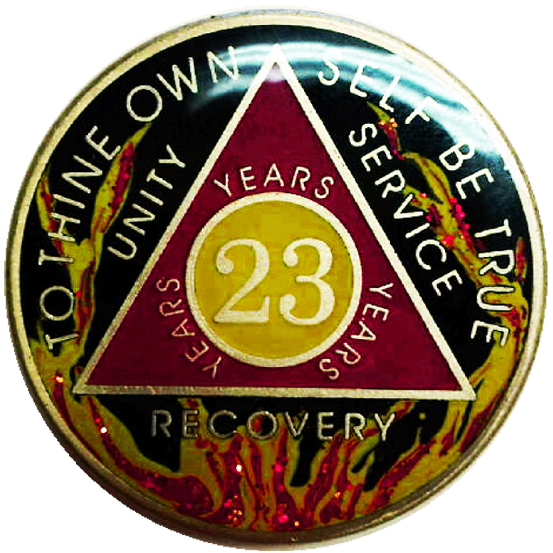 Anniversary Gifts For Her >> AA Anniversary Coins | AA Anniversary Medallions | My 12 Step Store