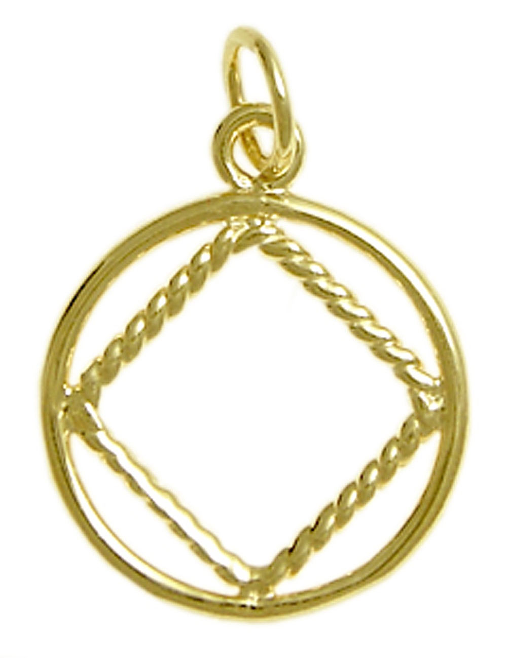 Narcotics Anonymous Symbol Na Pendants My 12 Step Store