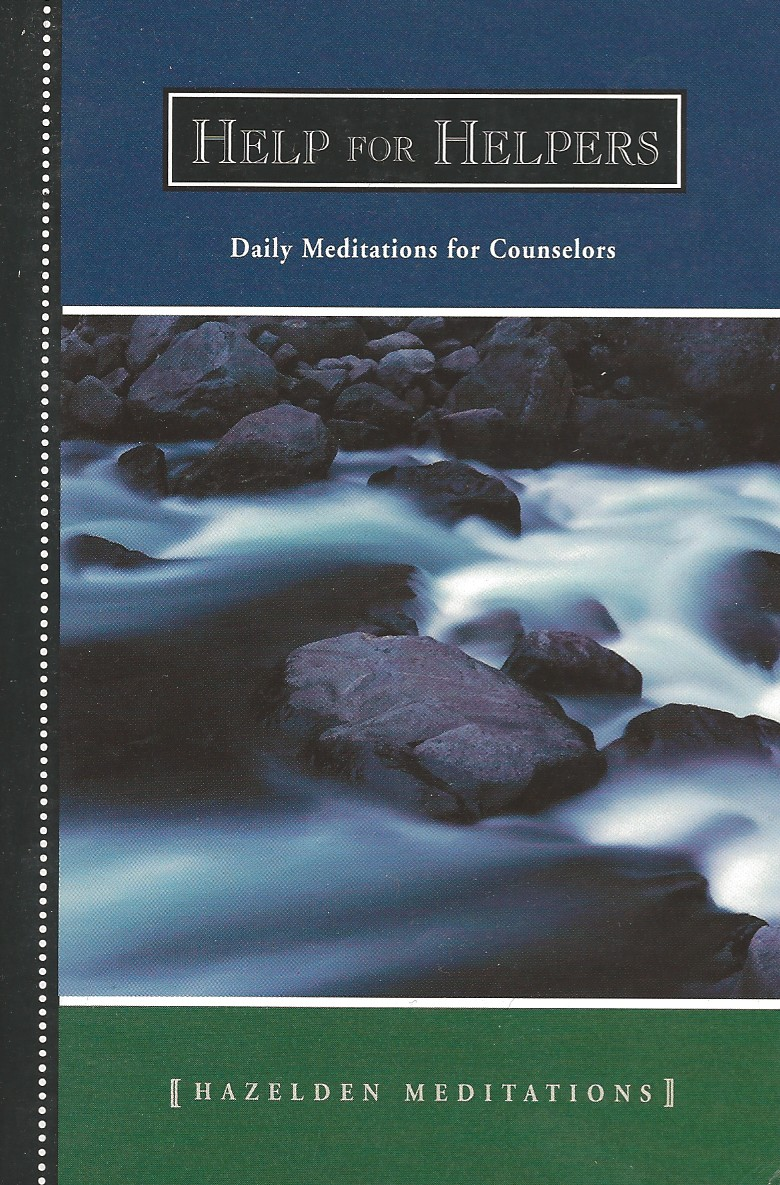 Help For Helpersdaily Meditations For Counselors