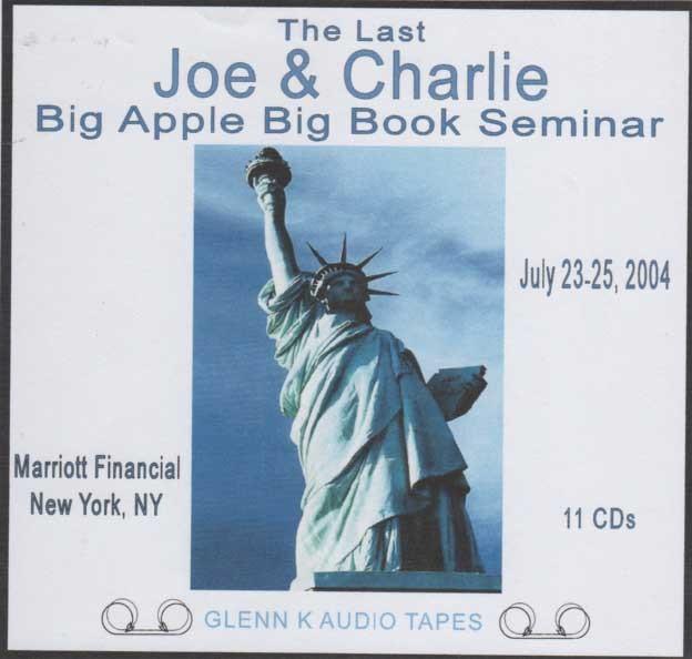 Joe and Charlie Big Book Study 11 CDs and Handouts Alcoholics Anonymous AA Workshop