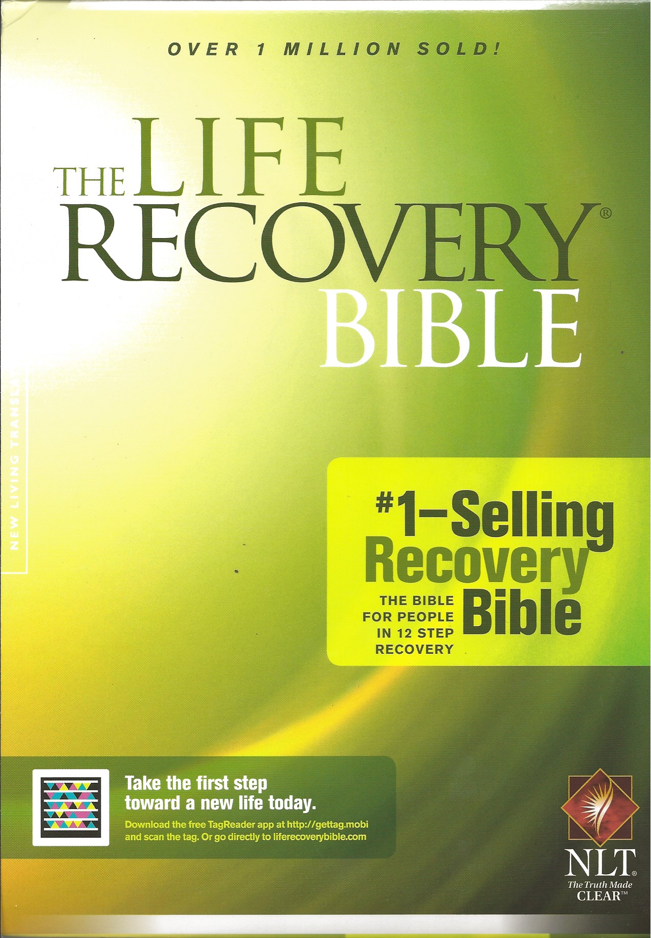 Recovery Bible Life Recovery Bibles My 12 Step Store