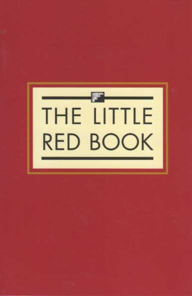 The Little Red Book Soft Cover