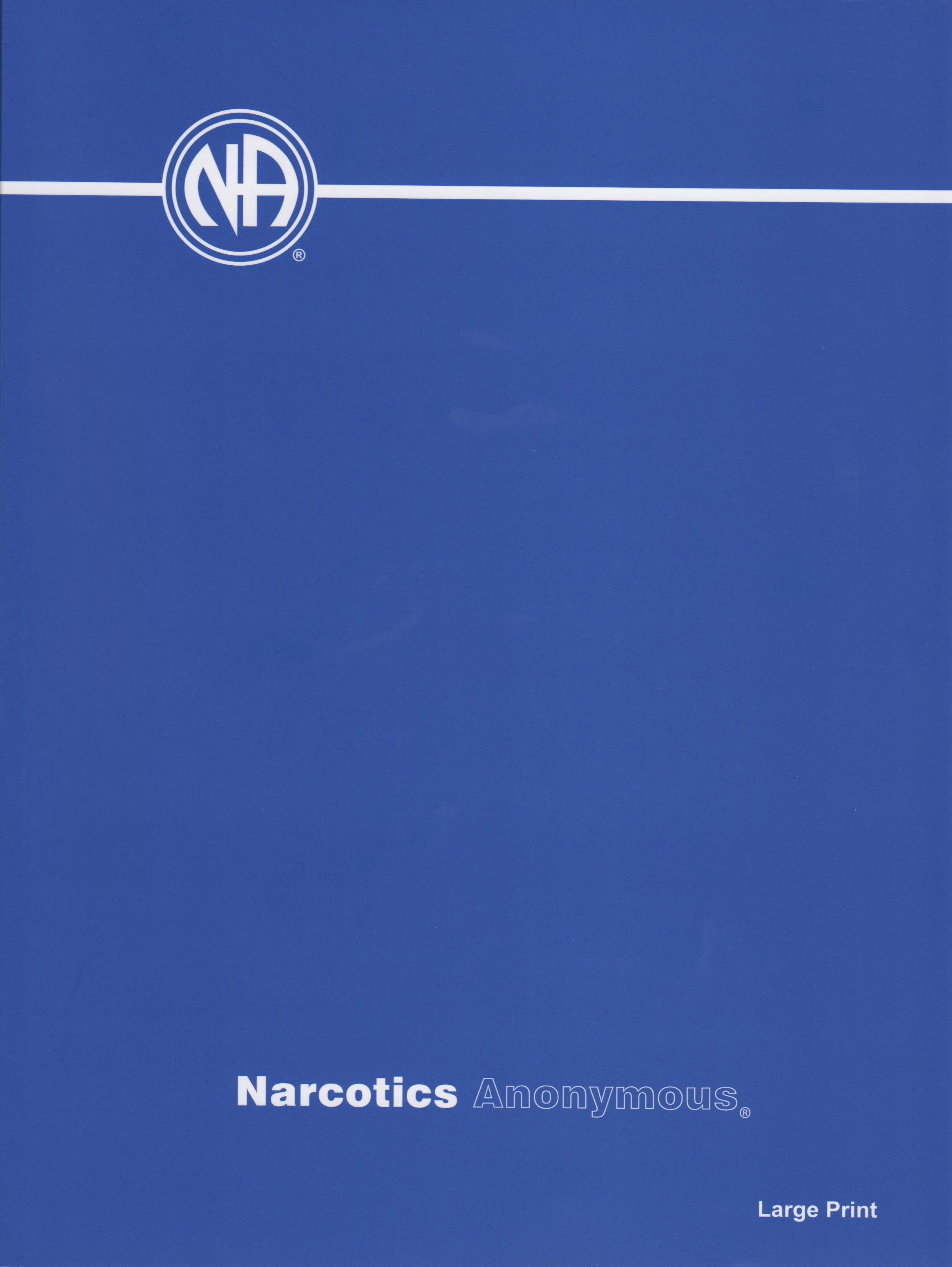 """step 1 narcotics anonymous Description narcotics anonymous step working guide this na 12 step guide provides a helpful background section discussing the principles relevant to each of our twelve steps, as well as some practical, """"hands-on"""" questions for review regarding the individual's understanding of each step."""