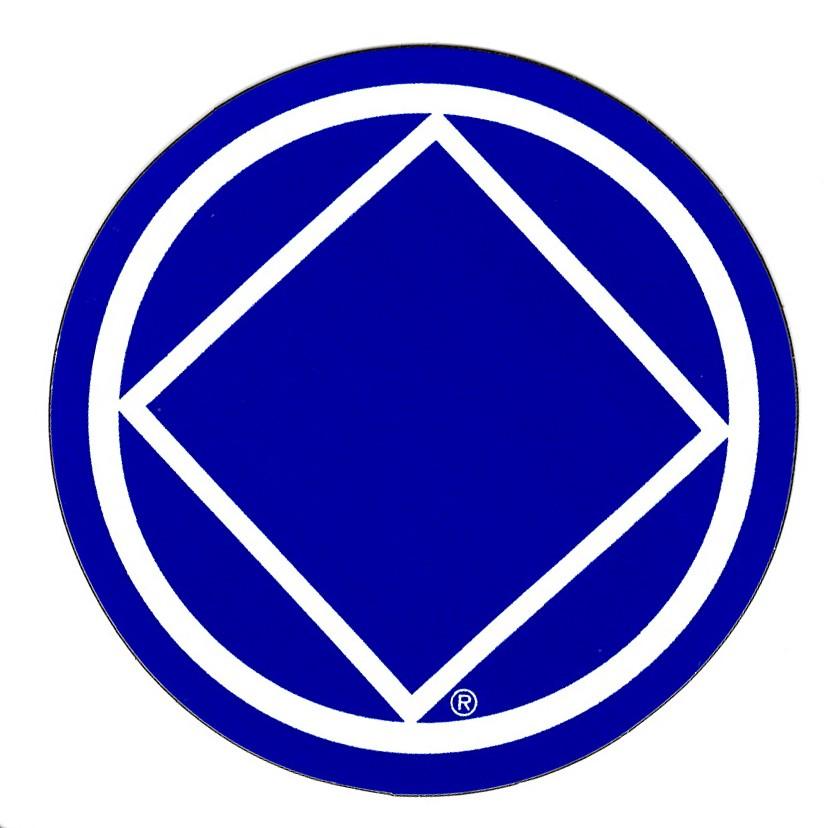 Na Service Symbol Magnet
