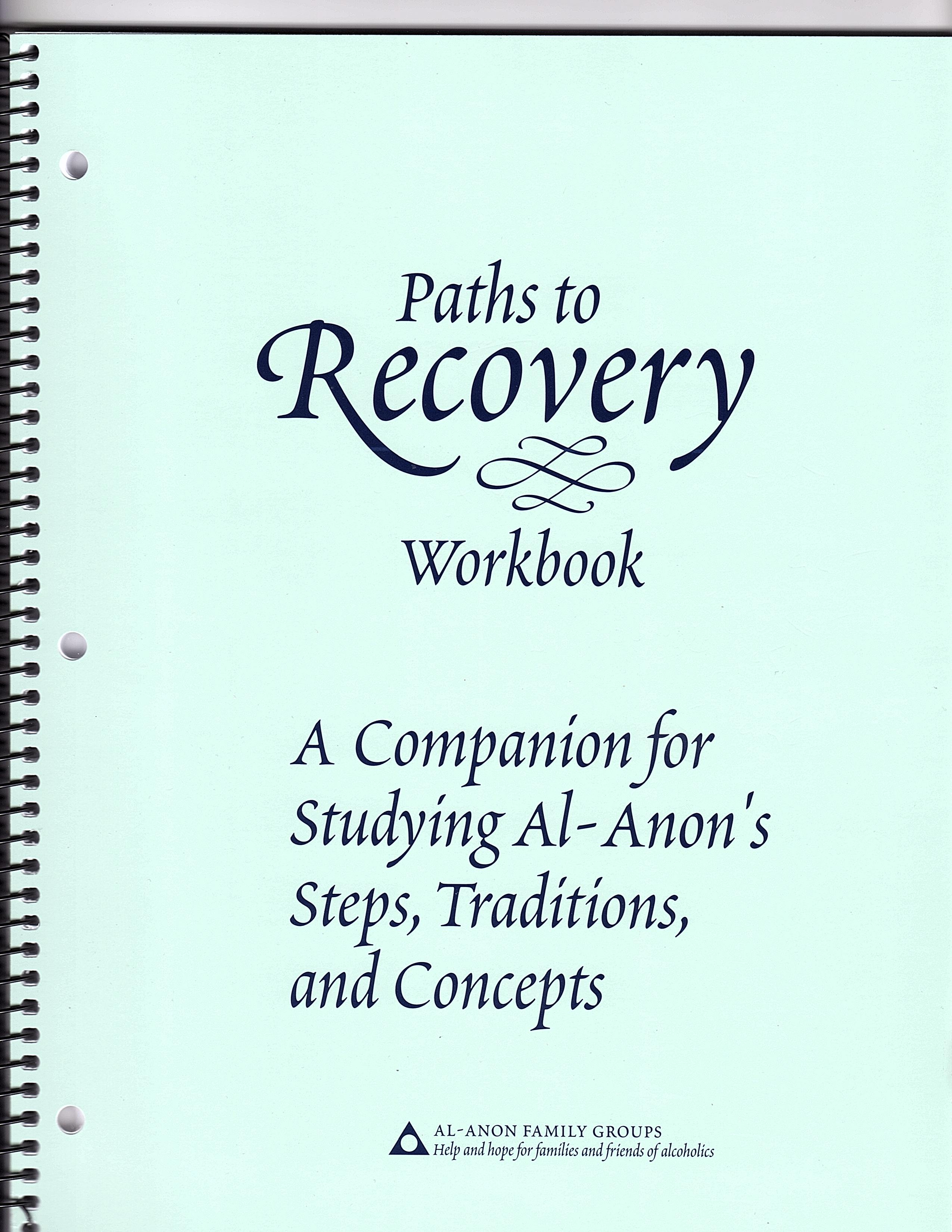 al anon paths to recovery pdf