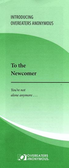 OA Newcomer Pamphlet
