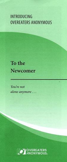 OA Newcomer Pamphlet