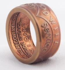 NA Medallion Ring