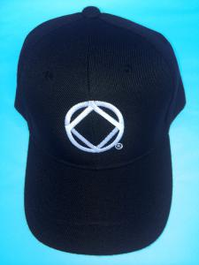Black Hat with NA Symbol