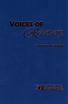Voices Of Recovery: A Daily Reader