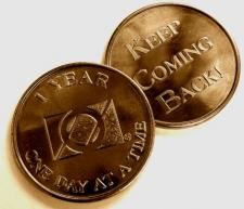 OA Bronze Medallions