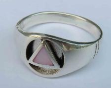 AA Unity Ring Pink Shell
