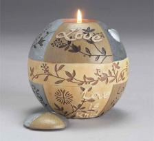 Orb Candle Holder - Love
