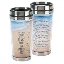Footprints New Edition Travel Mug