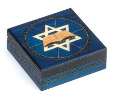 Star of David God Box