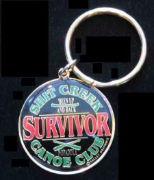 Survivor Key Tag
