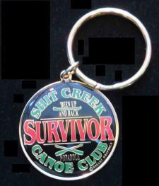 Survivor Key Tag