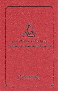 ACA Commemorative 10th Anniversary Fellowship Hard Cover (Limited Edition-while supplies last)