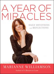 A Year Of Miracles - Marianne Williamson