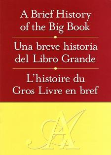 A Brief History Of The Big Book