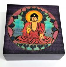 Buddha Light God Box