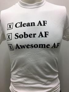 cleanAFtshirt
