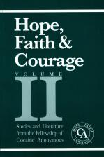 Hope, Faith & Courage Volume II (Soft Cover)
