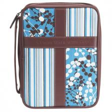 Big Book Cover Case - Floral Print