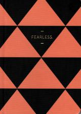 Fearless Triangle Black/Salmon Journal