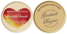 Grateful Heart Medallion