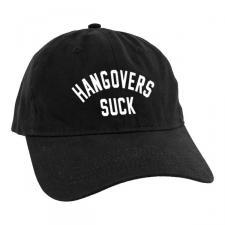 Hangovers Suck Hat