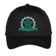 No Matter What Club Black Hat
