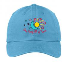 One Day At A Time Hat - Blue