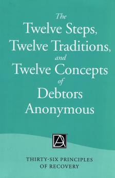 The Twelve Steps, Traditions, and Concepts of D.A. Hardcover