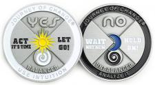 Journey Of Change Flip Coin