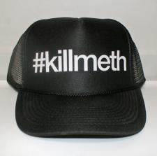 #Killmeth Trucker Hat