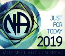 2019 JFT Daily Meditation Calendar
