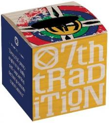 NA 7th Tradition Foldable Box