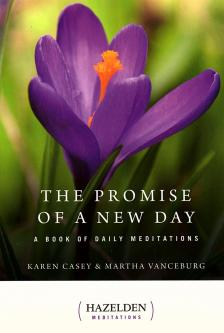 The Promise of a New Day Daily Meditations