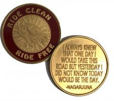 Painted Ride Clean Ride Free Medallion