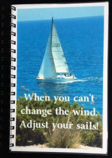 Adjust Your Sails 30 Day Journal