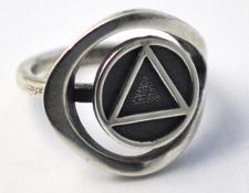 Swirl Ring AA