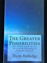 The Greater Possibilities
