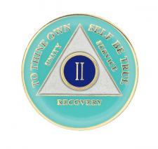 AA Medallion Turquoise