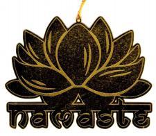 Namaste Lotus Ornament