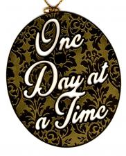 One Day At A Time Ornament