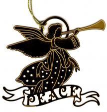 Peace Angel Ornament