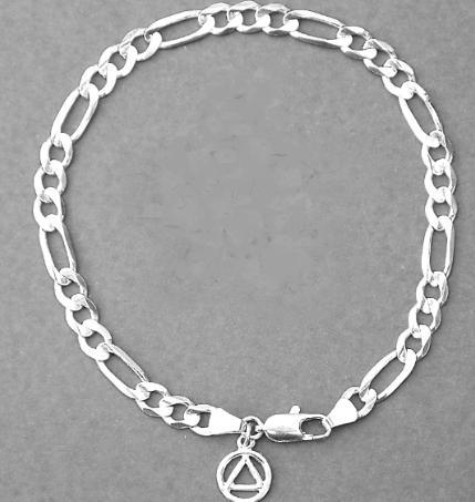 Aa sterling silver link bracelet aa sterling silver link bracelet steraabraceletg mozeypictures Images
